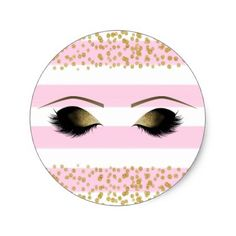 Gold Gifts, Pink Gifts, Spa Gifts, Party Gifts, Birthday Diy, Birthday Gifts, Makeup Clipart, Pink White, White Gold