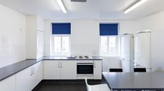 The AF kitchens Alexander Fleming, University Of Westminster, Kitchens, Kitchen Cabinets, House, Home Decor, Decoration Home, Room Decor, Kitchen