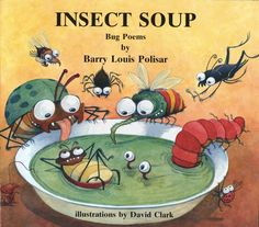 Great book! When I was teaching back in the day, I arranged for Barry Louis Polisar to come to do a presentation at my school. He was very entertaining! This is one of the books he shared with the children. I bought a copy of this for my nephews who were little at the time. All kinds of neat info. about bugs and such...