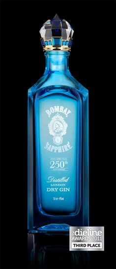 250-years anniversary of Bombay Saphire's secret gin recipe.