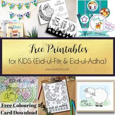Ultimate List Of Free Eid Printables Updated 2018