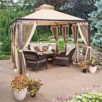 Getting something close to this for our deck this summer.