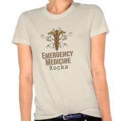 Emergency Medicine Rocks Organic Tee T Shirt, Hoodie Sweatshirt