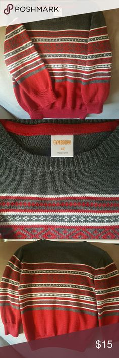 Toddler boys Gymboree sweater NWOT. Bought for Christmas at Gymboree,ended up spending it in Texas in 100 degrees,so that didnt work out. Never worn by my little guy,please enjoy. Gymboree Shirts & Tops Sweaters