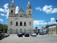 Basílica de Nossa Senhora das Neves. #João Pessoa - Paraíba - Brasil. O paraíso é aqui!