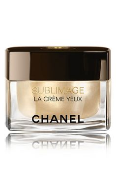 Given the price, I wanted this not to work--but it is amazing. CHANEL SUBLIMAGE LA CRÈME YEUX available at #Nordstrom