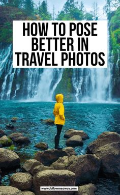 How To Pose Better In Travel Photos | posing guide for travelers | how to look good in travel photos | taking the best travel photos | how to look better in self portraits | travel photography posing tips | photography posing guide | easy posing ideas | tips for travel photos | how to look cute in your instagram travel photos #travelphotography #posing #instagram