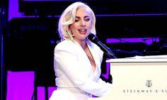 Lady Gaga Presidencial y Benéfica