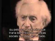 Bertrand Russell - Mensagem para o futuro. Legendado