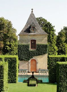 Marie Antoinette's Playhouse:via French Wench, Pinterest Board