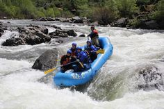 WET River Trips ~ California Rafting Time is now to reserve your whitewater trip! Call 888.723.8938 for reservations!