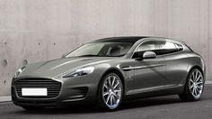 Aston Martin Rapide Uzadı