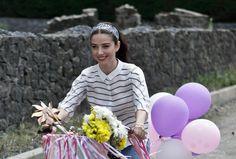 Özge Gürel, Turkish Actress kiraz mevsimi