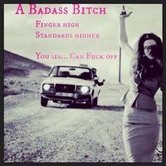 Badass Bitch