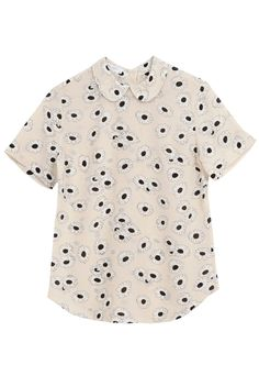 Stitch fix, this is my kind of blouse, although I would need something to wear over it for the winter.