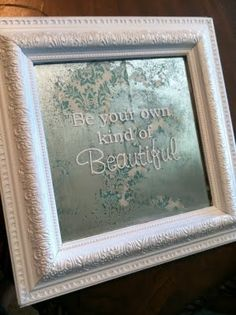 1000 images about mirror projects idea 39 s on pinterest for Broken mirror craft ideas