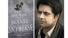 """Brandon Skyhorse, Take This Man. """"He grew up poor in a claustrophobic 1980s Echo Park home w/a Chicana mother who pretended they were Native American, a bisexual grandmother who pretended she was straight and 5 no-account stepfathers who each got out when the getting was no longer good. He & his mom loved each other to the point of claustrophobia, but she also dated men """"like a chess master in the park playing 5 games at once."""" """"She also tended to use butcher knives for conversational emphasis."""""""