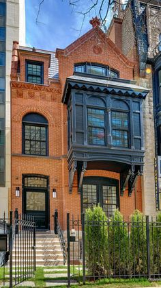 1337 N. Dearborn Parkway -Chicago townhouse
