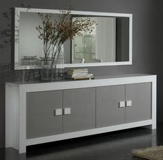 Modern Grijs Dressoir.43 Beste Afbeeldingen Van Dressoir Refurbished Furniture Antique