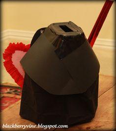 Talk about Blackberry : Lego Darth Vader Valentine Box