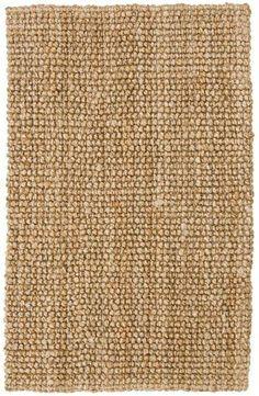 Jute rug in Natural via Coastal Cottage Home