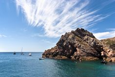 #Portugal un destino lleno de tesoros para visitar este año - via Diario Independiente Digital 04.03.2016   12 motivos por visitar Portugal #viajes #turismo Foto: Islas Berlengas, Peniche, Portugal