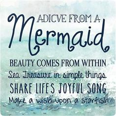 Graham Dunn offers hand-shaped home accents for all to enjoy. This coaster features a coastal ocean wave design and Lessons From A Mermaid sentiment. Measures x Mermaid Fairy, Mermaid Room, Mermaid Board, Mermaid Sign, Mermaid Tale, Mermaid Princess, Baby Mermaid, Ocean Quotes, Beach Quotes