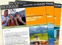 Backroads: Bike Tours, Walking/Hiking, ETC.