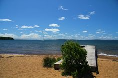 The Hidden Big Bay State Park Beach In Wisconsin Will Take You A Million Miles Away From It All