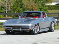 1963 Corvette Split Window Coupe [ JockstrapCentral.com ] #auto #style #shop