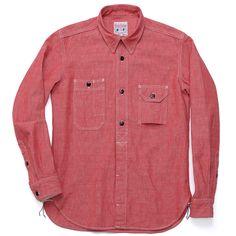 Studio D'Artisan. Cotton work shirt.