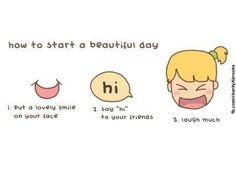 How to start your beautiful day? #Goodmorning, #Morning #Startanewday #Startyourday #Mustfollow