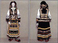ΛΑΟΓΡΑΦΙΚΟ ΜΟΥΣΕΙΟ ΣΑΡΑΚΑΤΣΑΝΩΝ Φορεσιά Κεντρικής Μακεδονίας, Κασσανδρινή,