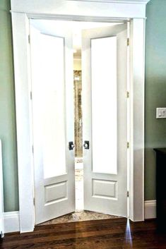 Image result for 16 inch double closet doors