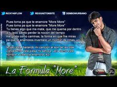 More (Con Letra) Zion Ft Jory, Ken-Y (La Formula) ► Reggaeton 2012