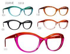Caroline Abram LILIANE #ojooptique