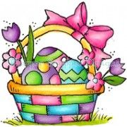 Lil Easter Basket