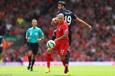 Skrtel vs Southampton