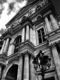 Museu do Louvre - Paris - Foto: Arquiteta Cláudia F. Ferreira