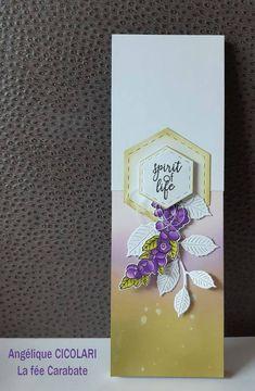 """Angélique Cicolari: #Tampons et #matrices de coupe #dies #4enSCRAP """"Plaisirs simples"""" #fleurs #printemps #scrapbooking #DIY #loisirscréatifs #carte #carterie"""
