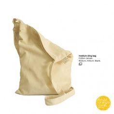 Medium Sling Bag #whiteorangefarm #mosseash #handmade #handmadebag #cotton #canvas