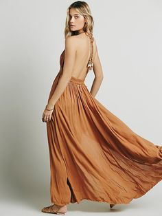 Endless Summer Look Into the Sun Maxi at Free People Clothing Boutique