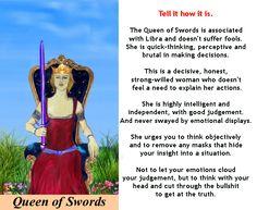 Queen of sword Http://www.poojasaxena.co.in