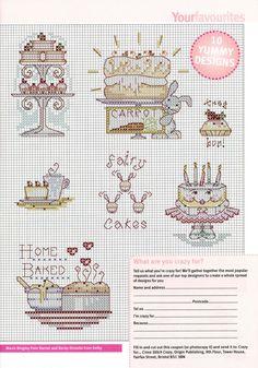 Gallery.ru / Фото #43 - Cross Stitch Crazy 094 январь 2007 - tymannost