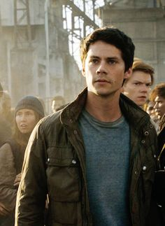 Dylan O'Brien on the First Look of Maze Runner: The Death Cure
