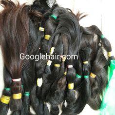 100% Original Hair 100% Virgin Hair Extensions - Googllehair