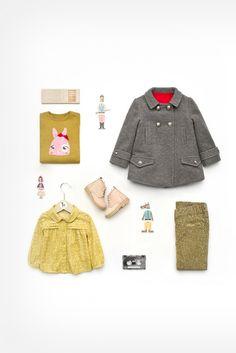Novembre - Baby - Lookbook - ZARA France
