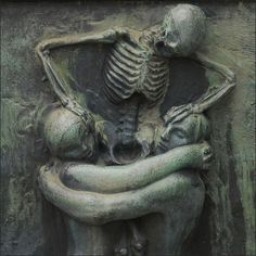 The only thing that can come between true love.....death and cheating.