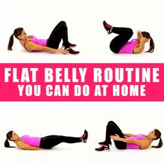 Flat Belly Fat-Melting Workout for Women (Incredible Results!) - Informationen zu Flat Belly Fat-Melting Workout for Women (Incredible Results! Fitness Workouts, Fitness Herausforderungen, Gym Workout Tips, Fitness Workout For Women, At Home Workout Plan, Pilates Workout, At Home Workouts, Fitness Motivation, Fitness Nutrition