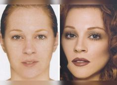 27 Amazing Makeup Transformations - Minq.